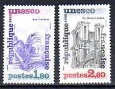 France 1982 timbres de service Yvert  n° 71 et 72 neuf ** 1er choix