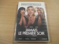 DVD - JAMAIS LE PREMIER SOIR un film de Melissa Drigeard avec ALEXANDRA LAMY