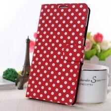 Cover Case Wallet Case Cover Case Mobile Phone Book Flip Dots