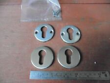 Euro Lock Door Escutcheon - pair