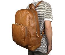 Genuine Vintage Leather Urban Fashion Shoulder, Stylish Outdoor travel Backpack