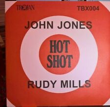 NEW! RUDY MILLS - John Jones/  The KINGSTONIANS- Sufferer - TBX004