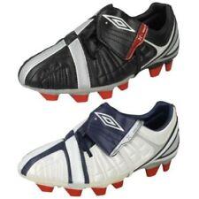 Chaussures en synthétique Umbro à lacets pour garçon de 2 à 16 ans