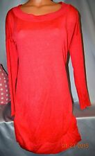 Victorias Secret Sexy Lined Lt Weight Sweater  Dress Beach Cover Up NWT S