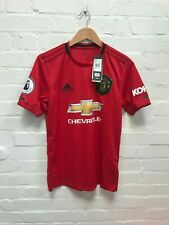 Manchester United adidas Men's 2019/20 Home Shirt- S-McTominay 39- New