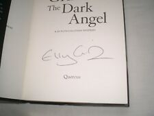 ELLY GRIFFITHS - The Dark Angel SIGNED 1/1 Hb - 2018 - RUTH GALLOWAY book 10