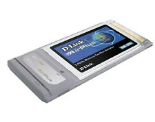 D-Link Card Bus DWL-650+ Wireless Cardbus WiFi Card Adapter NIB Sealed