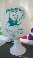 Winnie jolie lampe de chevet enfant personnalisée cadeau naissance anniversaire