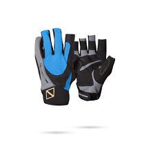 Magic Marine Junior Ultimate Short Finger Sailing Gloves 2019 - Blue