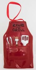 Personalised Christmas Tree Ornament/Decoration - King of the Grill