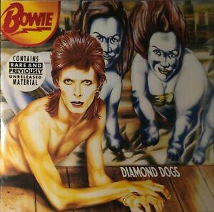 LP / David Bowie / Diamond Dogs / Vinyl / Sehr Guter Zustand / EMI