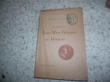1902.Louis Marie Grignion de Montfort.Texier