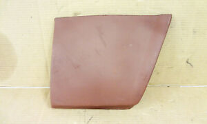 1955 1956 Ford Front Fender Lower Rear Rust Repair Section Patch Panel USA Right