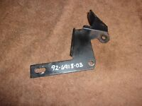Toro Wheel Horse 108384 Grill Pivot Bracket LH