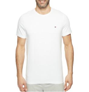 TOMMY HILFIGER Men's Core Flag Crew-neck Sleep T-Shirts NEW NWT