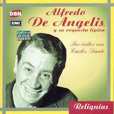 Alfredo de Angelis - Sus Exitos Con Carlos Dante [New CD]