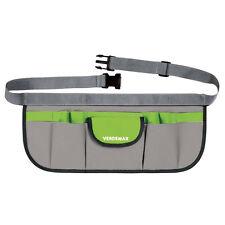 Verdemax 12 Pocket Adjustable Garden Tool-belt, Tool Carrier, Great Garden Gift