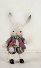 1/12 BJD Doll Cute Rabbit Animal Ball Jointed Dolls Free eyes and Face Make Up