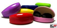 Bright, Colourful, Hard Clam-Shell Sunglasses Case