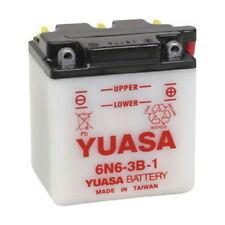 Batteria Yuasa 6N6 3B 1 6V 6AH misure 99 x 57 x 111 Ricambi Moto d'epoca Motocic