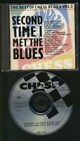 THE BEST OF CHESS BLUES VOL 2 1989 FRANCE MPO CD Elmore James Muddy Waters etc