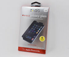 Zagg InvisibleShield Privacy Glass Screen Protector For iPhone 6 & iPhone 6S NEW