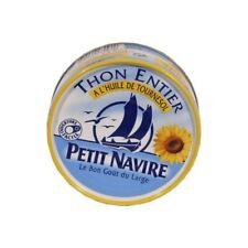 1312 - Thon à l huile de tournesol Petit Navire 160g