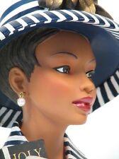 "Cameo Girls Head Vase Celeste ""Sundy Best"" 1953 MIB FREE SHIPPING"