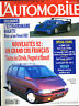 magazine automobile: L'automobile N°537 mars 1991