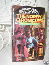 THE NORBY CHRONICLES by JANET & ISAAC ASIMOV 1986