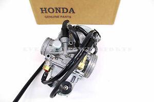 Carburetor TRX350 Rancher 00 01 02 03 04 05 06 OEM Honda Carb 16100-HN5-M41 #T09
