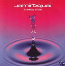 "JAMIROQUAI ""Stillness in time"" 1995 CD single 2 titles"