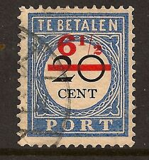 NETHERLANDS ERROR N.V.P.H # 30 USED