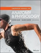 Laboratory Manual for Anatomy and Physiology, 6e Loose-Leaf Print Companion