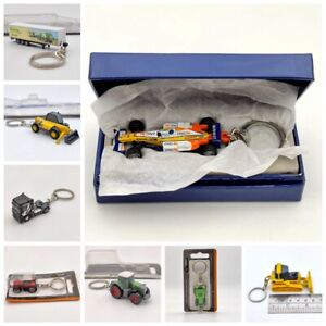 UNIVERSAL HOBBIES UH 1:87 Scale Keyring Keychain Diecast Model Collection