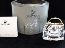 Swarovski Handbag Clock NIB with Certificate