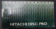 BRAND NEW HITACHI BRAKE PADS 105.06530 / D653 FITS VEHICLES LISTED ON CHART