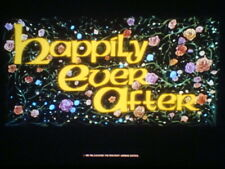 "35mm Cartoon Feature Film ""HAPPILY EVER AFTER""  1990"