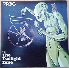 Classic Rock Prog Magazine P:41 The Twilight Zone CD (CD)