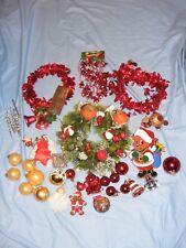 Christmas Decorations Foils Garlands Wreath Window Decoration Baubles