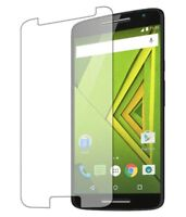 TEMPERED GLASS SCREEN PROTECTOR ANTI SCRATCH FILM For Motorola MOTO E4 UK POST