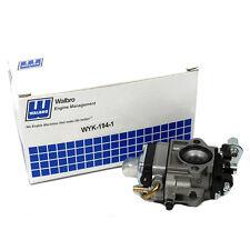 GENUINE Walbro WYK-194 Carburetor QSC 1/4 Quarter Scale RC Sprint Car WYK-194-1