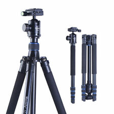 Manbily AZ-300 Professional DSLR Camera Tripod Monopod + Ballhead Axis Inverted