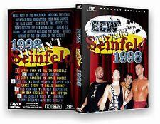 ECW Wrestling: It Aint Seinfeld 1998 DVD-R, Sandman Tommy Dreamer Spike Dudley