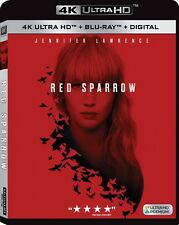 Red Sparrow (4K Ultra HD)(UHD)(Atmos)
