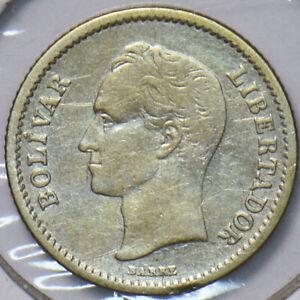 Venezuela 1936 1/4 Bolivar Horse animal 192117 combine shipping