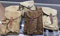 rare 1//6 scale WW2 Soviet//Russian PPSH 41//43 stick magazine pouch .