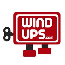 WINDUPS.COM - 2001 ONE WORD COM Aged Domain - TOYS JOKES  Brandable  4 5 6