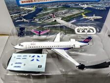 F-toys Japan Airlines #8 IBEX 1:300 - Bombardier CRJ700 Jet airplane