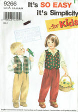 Simplicity Cut Pants Sewing Patterns